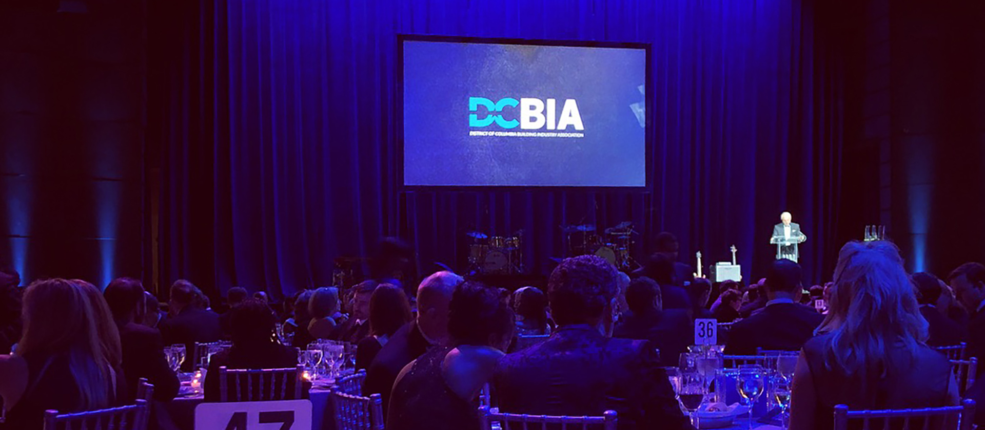 Moya Design Partners Attends DCBIA Annual Achievement Awards
