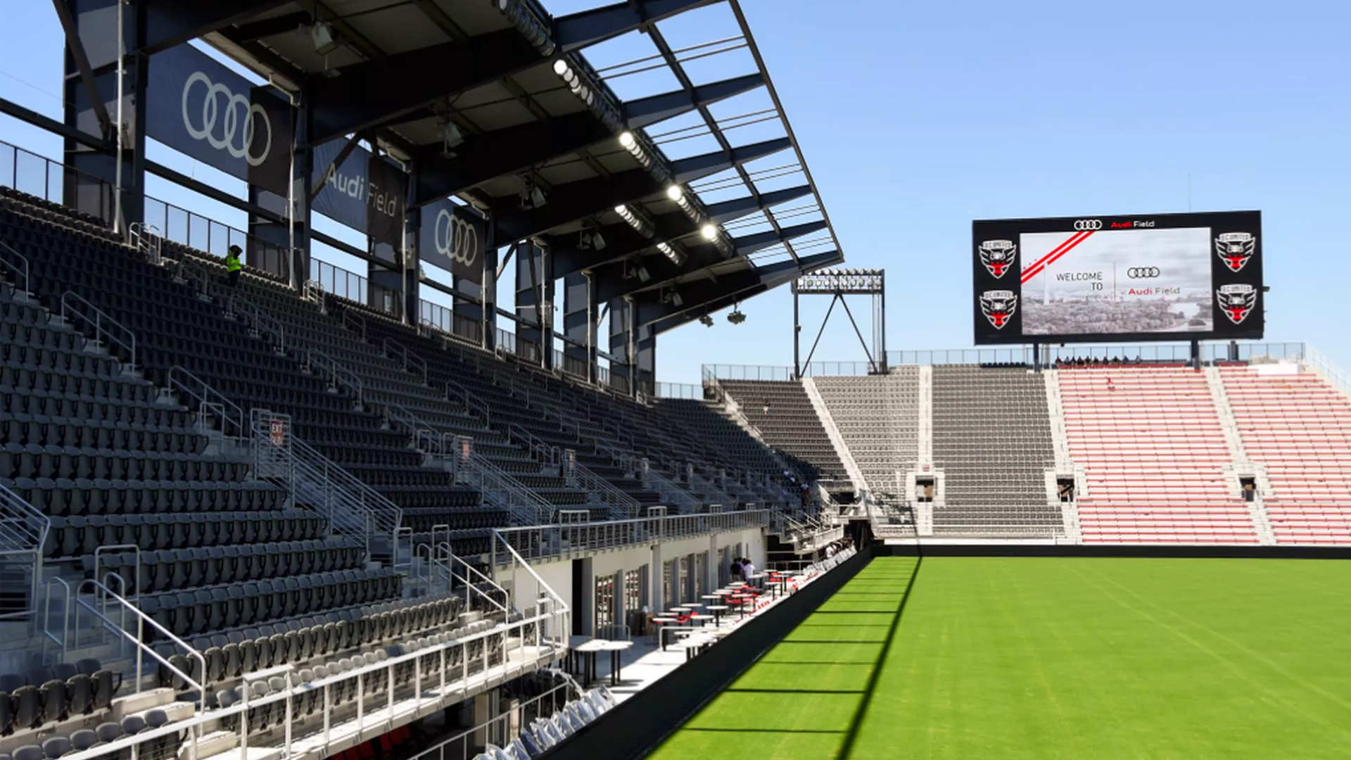 Team Store for D.C. United to open at Audi Field