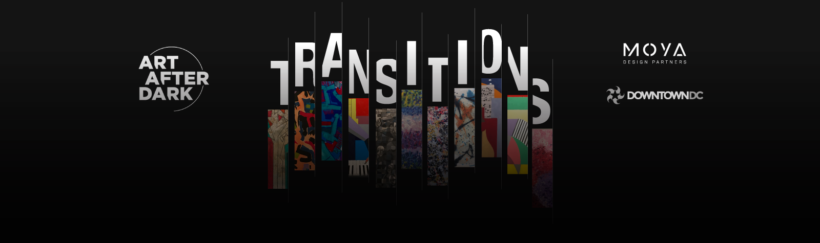 "MOYA and DowntownDC BID to Host inaugural Art After Dark: ""Transitions""  featuring Artist Hector J. Torres"